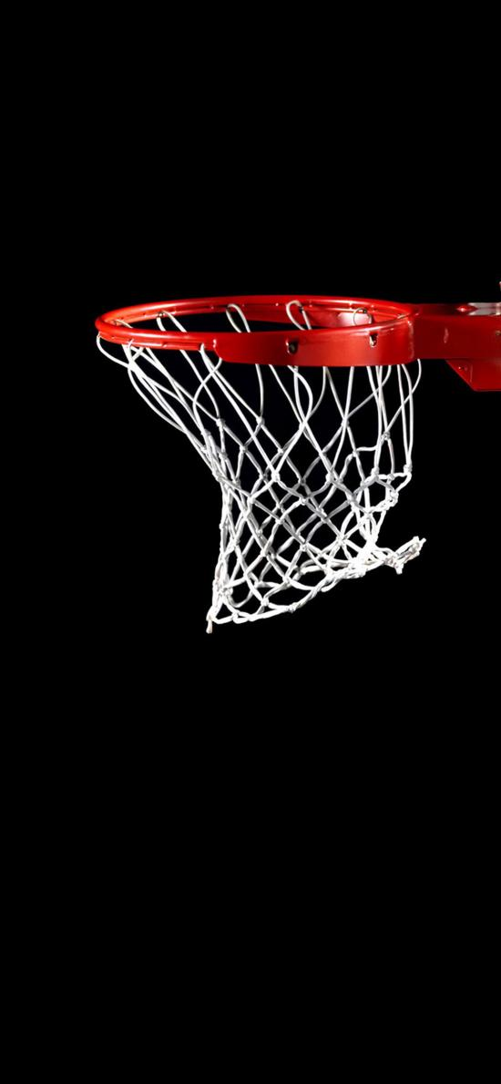 球框 篮球 球网 运动 黑色