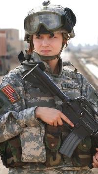 军人 欧美 枪 武器 战争