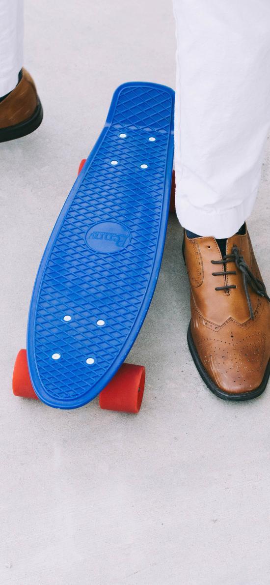 滑板 运动 男士 皮鞋