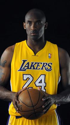 科比 篮球 运动员 球场 球星