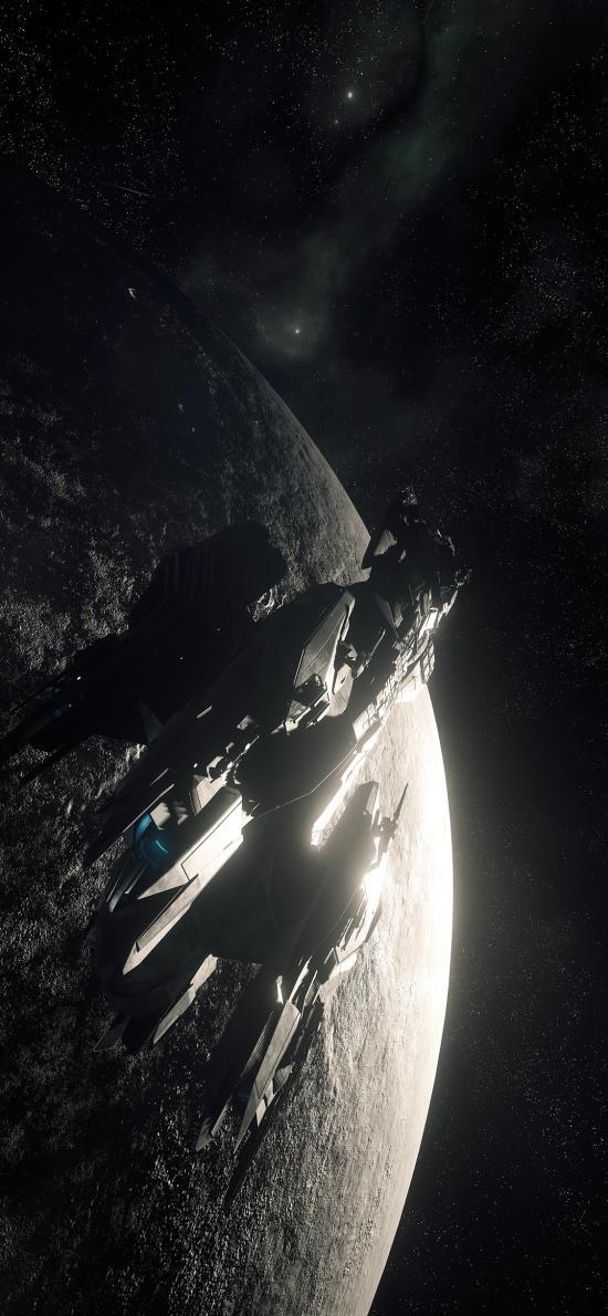 星际公民 天文 射击 战机 宇宙