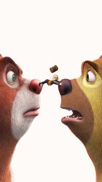 熊出没 动画 变形记 熊大 熊二 光头强