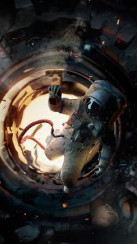 国家 航空太空员 漂浮