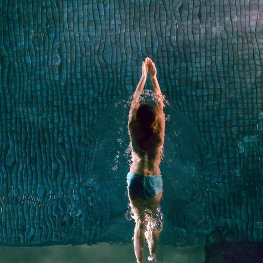 游泳 休闲 运动 池水