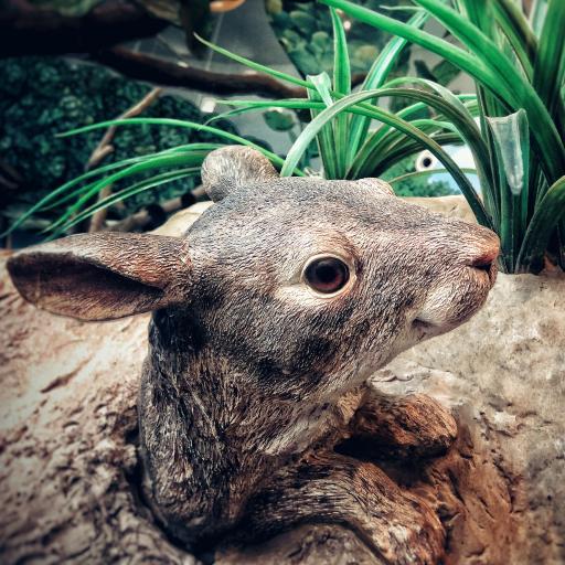 地鼠 雕像 仿真 工艺