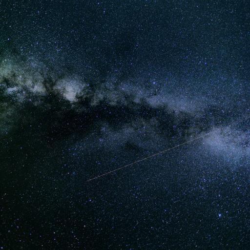 宇宙 星空 太空 蓝色 神秘