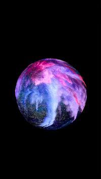 色彩 圆 创意 手绘