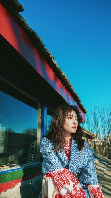 王丽坤 演员 明星 艺人 时尚 写真