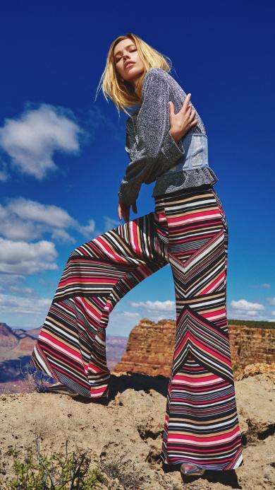 欧美模特 服装 大长腿