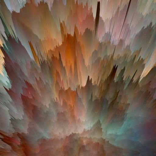 发散 抽象 空间