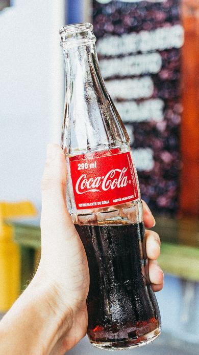 碳酸饮料 可口可乐