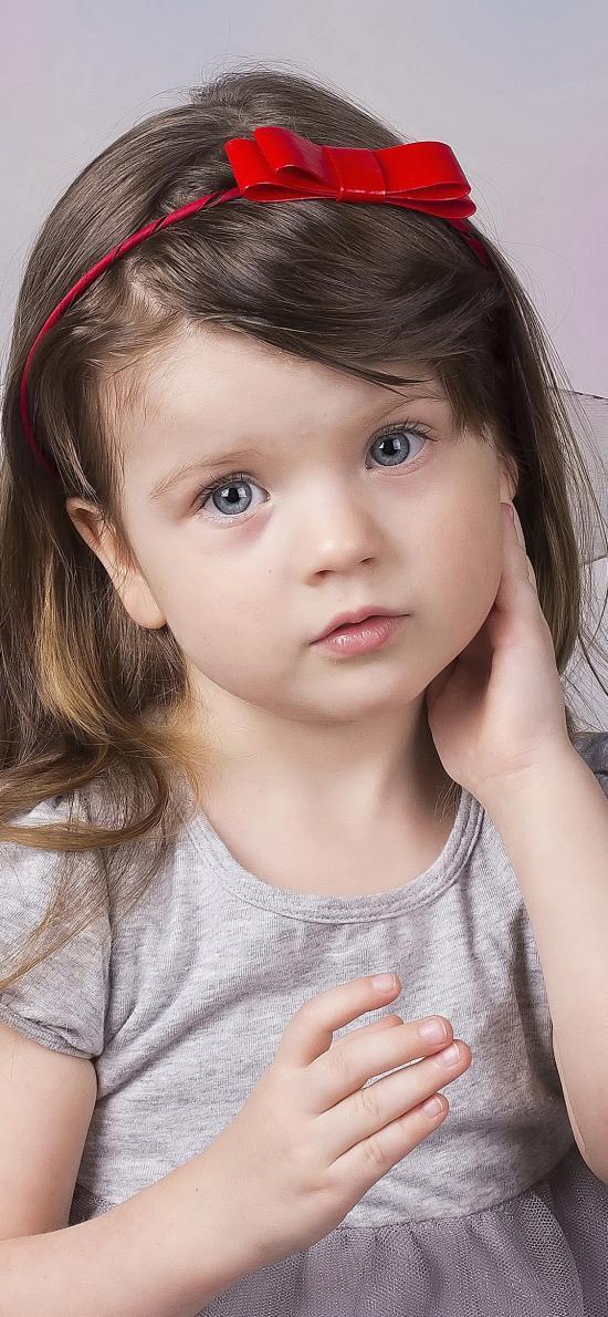 小女孩 歐美 長發 可愛 小蘿莉