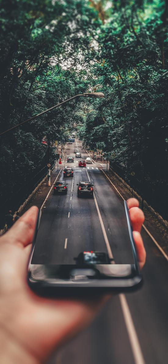 马路 行驶 车辆 平安彩票娱乐平台 道路