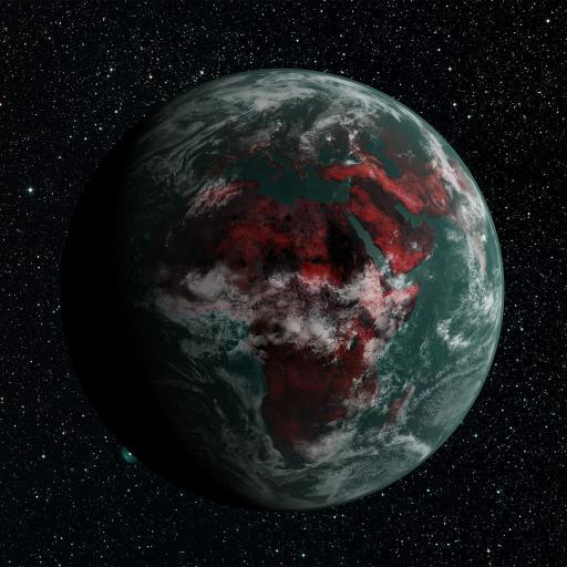 地球 星球 太空 宇宙 神秘 天文