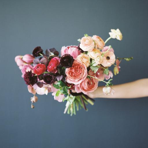 花束 鲜花 盛开 色彩