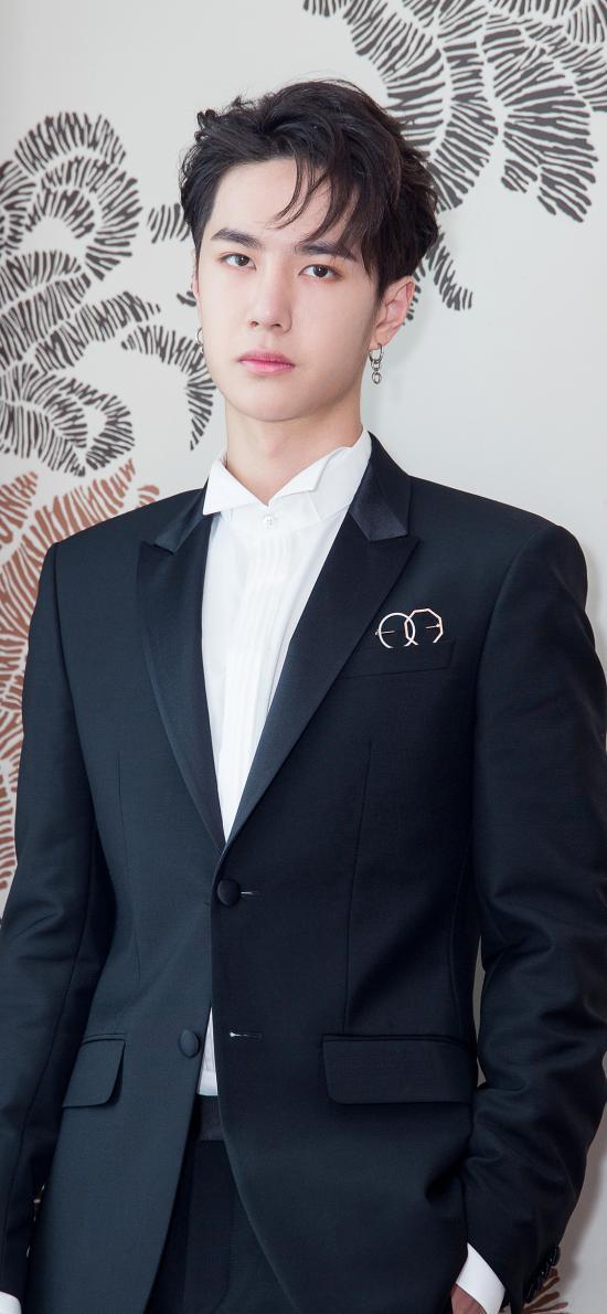 王一博 演员 歌手 明星 艺人 小鲜肉