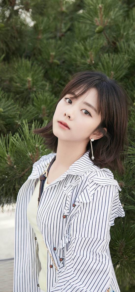 谭松韵 演员 艺人 明星