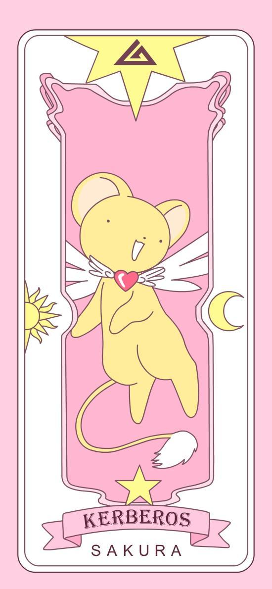 魔法卡 粉色 百变小樱 小可 魔卡少女樱