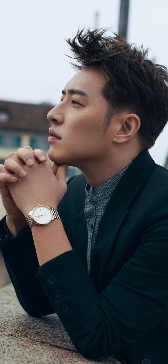 潘玮柏 台湾 歌手 演员 明星 艺人 街拍