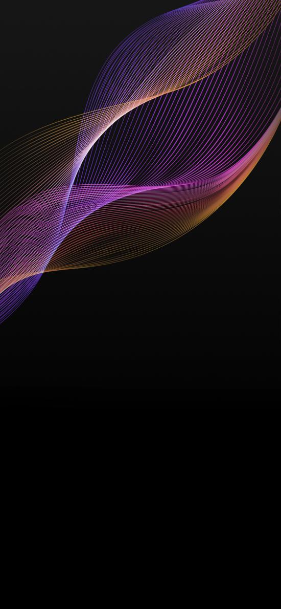 线条 抽象 空间 柔和