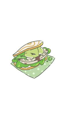 旅行青蛙 手游 汉堡