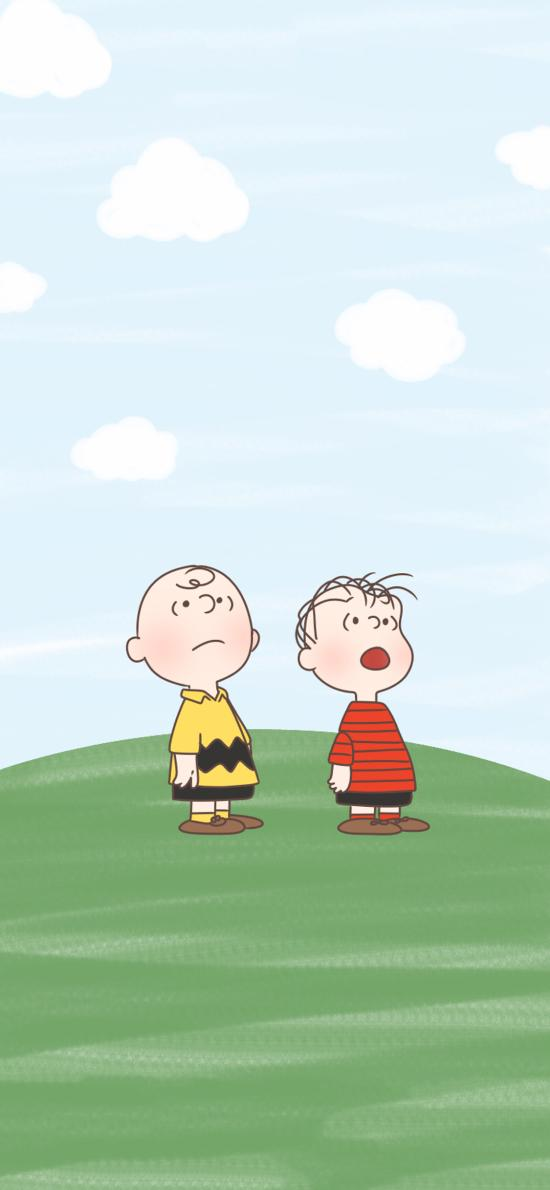 史努比 美国漫画 查理布朗