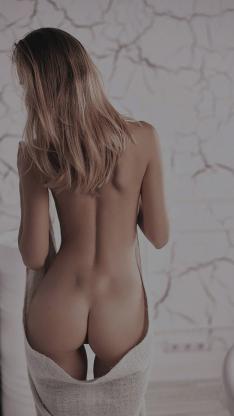 欧美 女孩 性感 背影