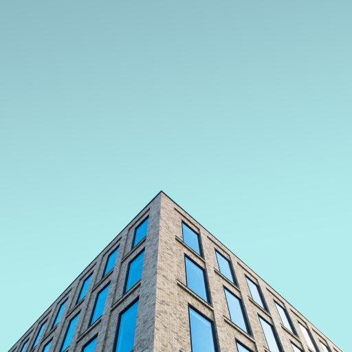 建筑 天空 设计 棱角
