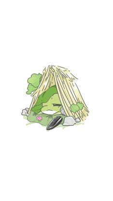 旅行青蛙 手游 帐篷