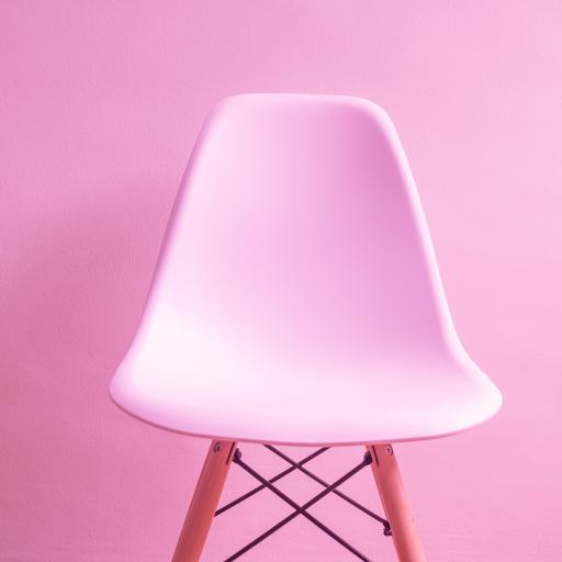 椅子 家居 粉色 家具