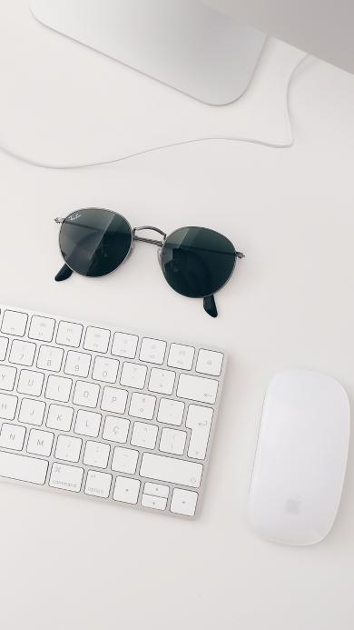 墨镜 键盘 鼠标 耳机