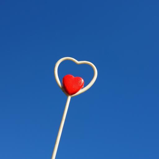 爱心 蓝色 爱情 浪漫