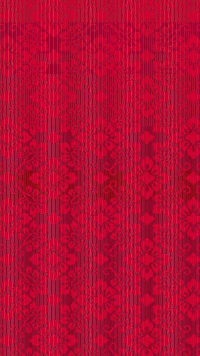 红 图案 传统 平铺 纹饰