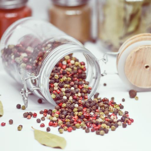 香料 颗粒 花椒 藤椒 玻璃瓶
