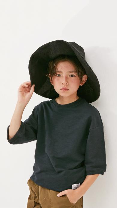 童模 造型 小男孩 雀斑妆