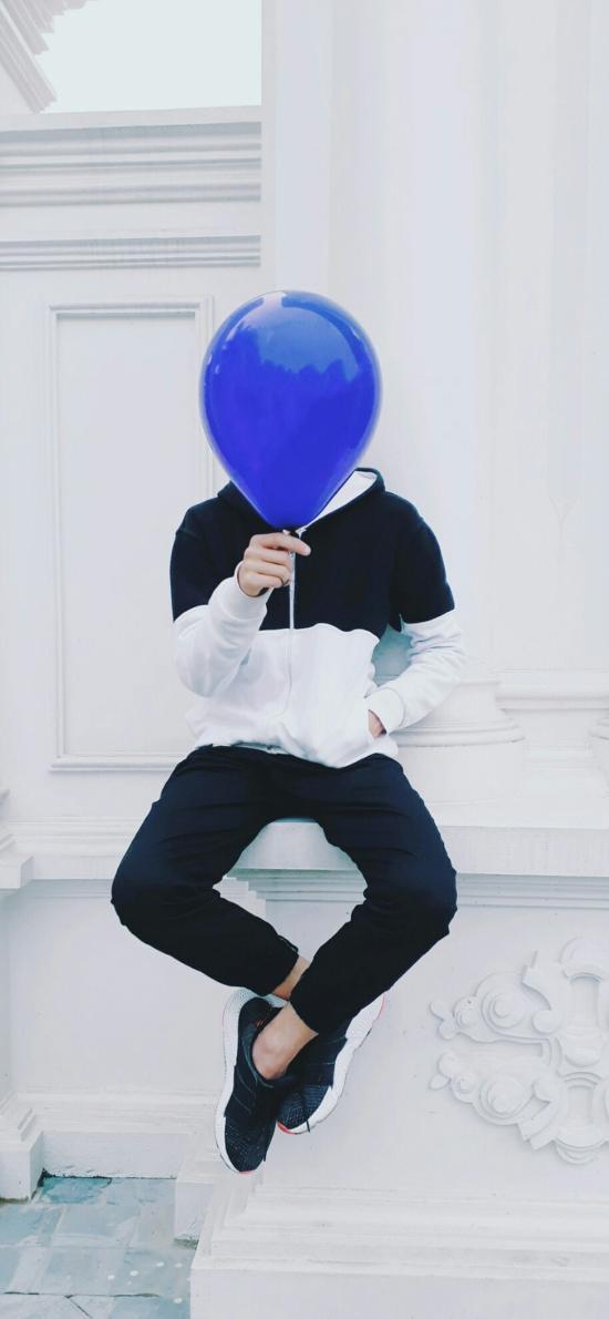 气球 雕塑 造型 色彩 鲜明