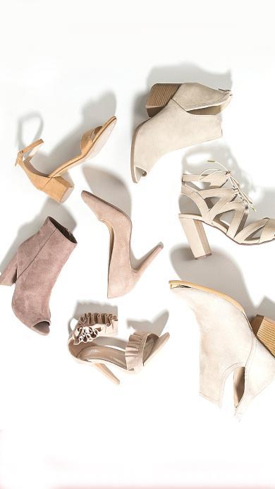 女鞋 短靴 凉鞋 皮鞋