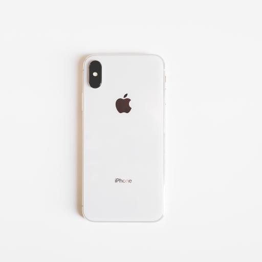 手机 苹果 背面 iPhone X