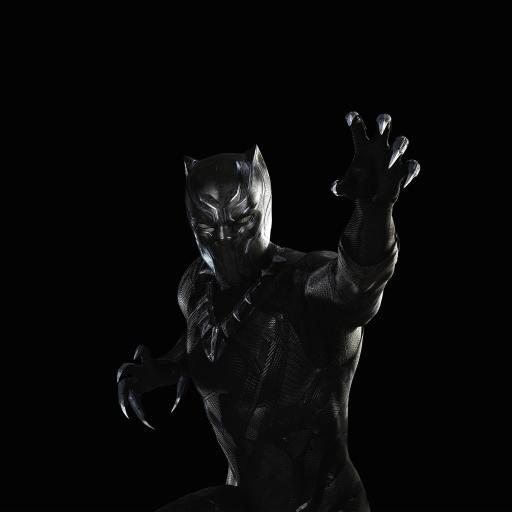 黑豹 电影 欧美 漫威 超级英雄