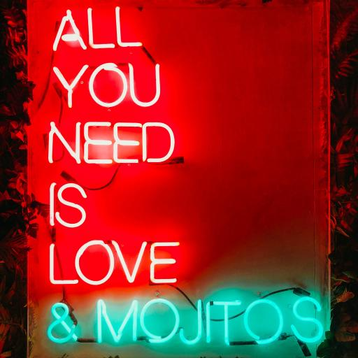 all you need is love&mojitos