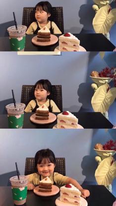 韩国 萌娃网红 权律二 可爱
