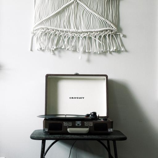 黑胶唱机 复古 怀旧 胶片碟