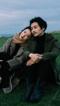如影随心 电影 剧照 陈晓 杜鹃 草坪