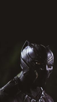 黑豹 超级英雄 漫威 欧美 黑暗 电影
