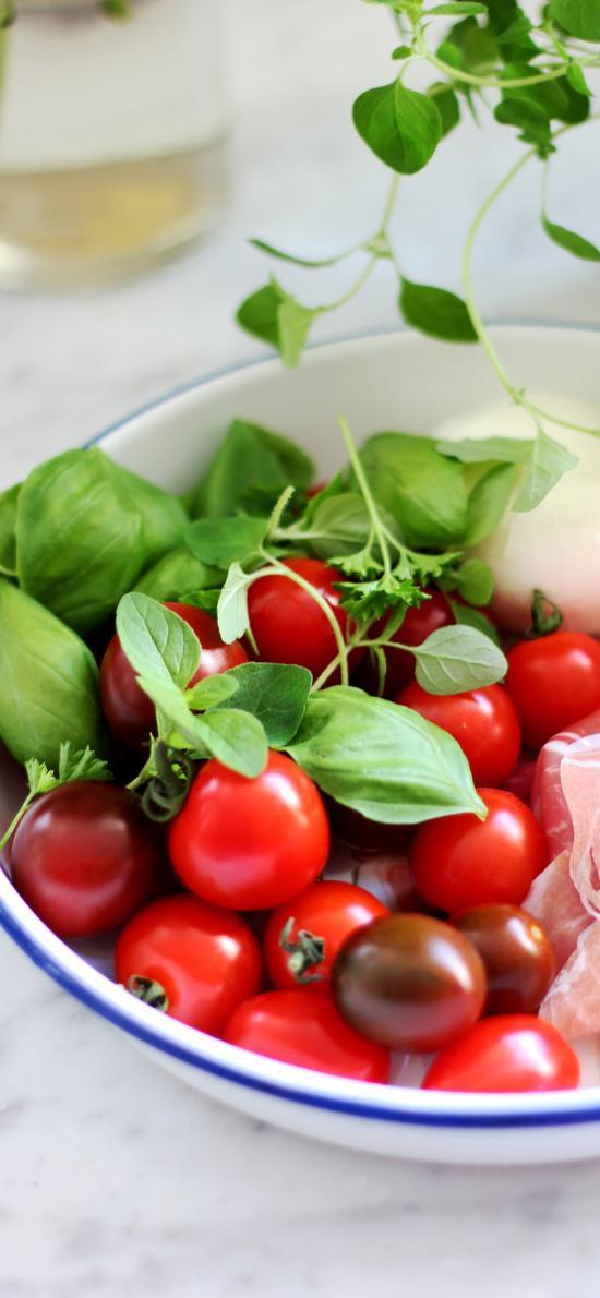水果 番茄 圣女果 薄荷 食材
