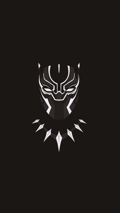 黑豹 黑色 电影 超级英雄 漫威
