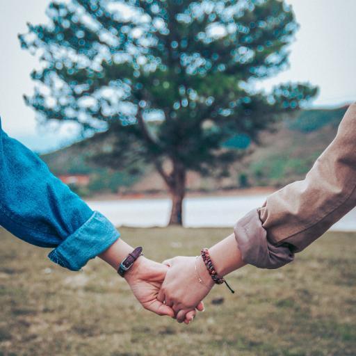 爱情 情侣 牵手 情感