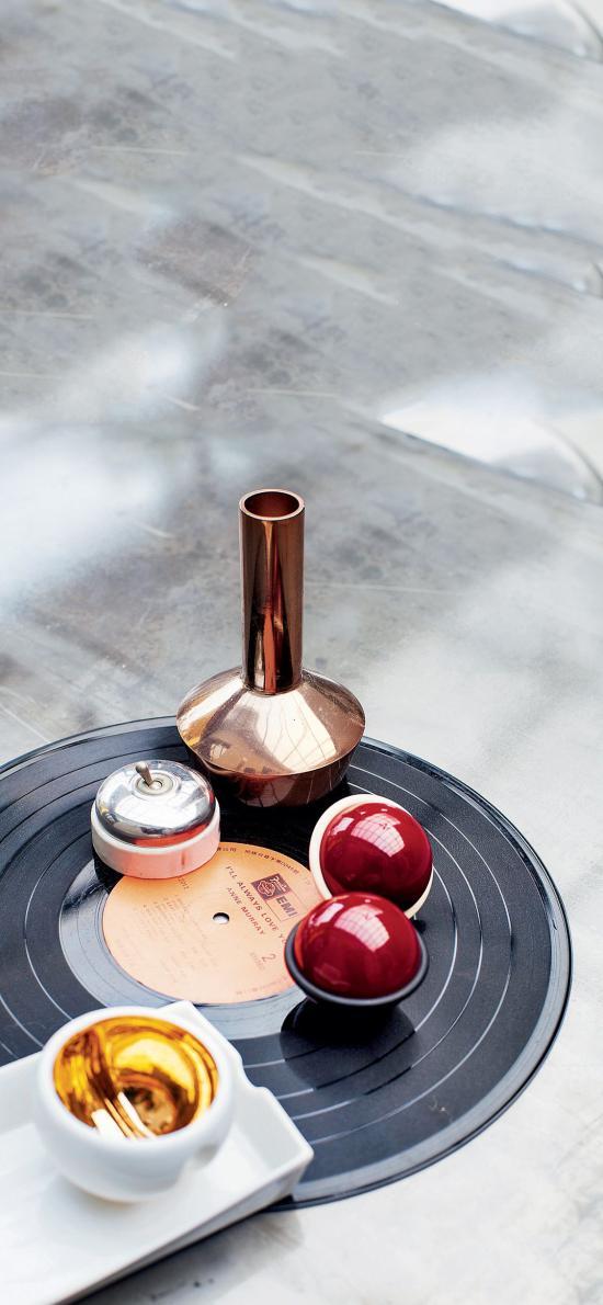家居 裝飾品 花瓶 圓球