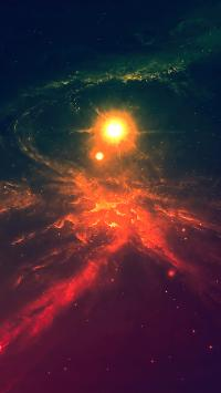 宇宙 神秘 太空 天文