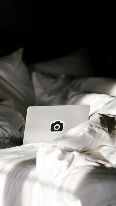 床 电脑 笔记本 科技产品